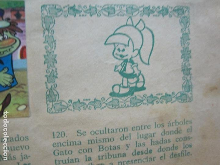 Coleccionismo Álbumes: LA FAMILIA TELERIN EN EL PAIS DE LOS CUENTOS-BRUGUERA-INCOMPLETO-FALTAN 9 CROMOS-VER FOTOS(V-19.926) - Foto 18 - 203185726