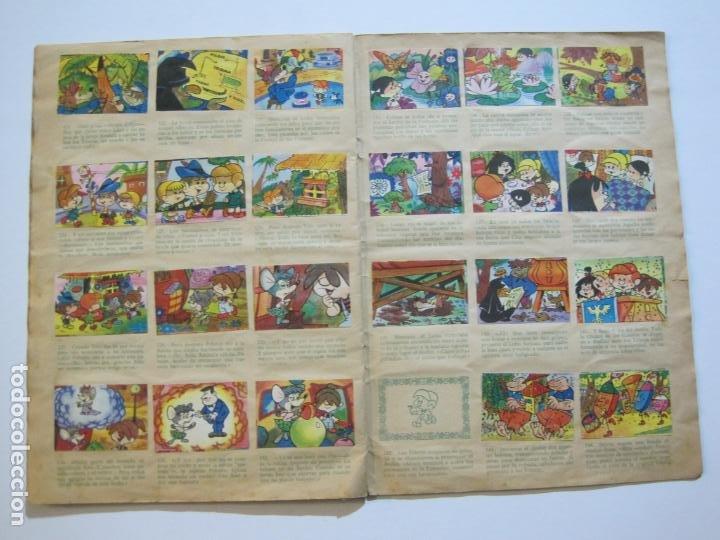 Coleccionismo Álbumes: LA FAMILIA TELERIN EN EL PAIS DE LOS CUENTOS-BRUGUERA-INCOMPLETO-FALTAN 9 CROMOS-VER FOTOS(V-19.926) - Foto 19 - 203185726