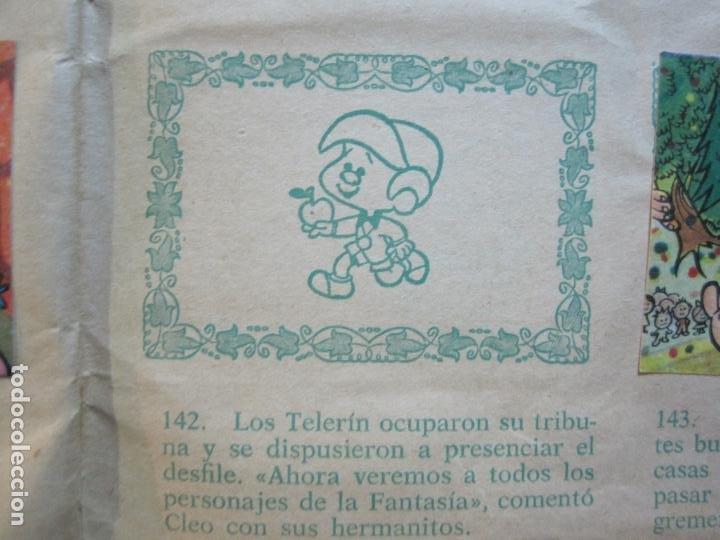 Coleccionismo Álbumes: LA FAMILIA TELERIN EN EL PAIS DE LOS CUENTOS-BRUGUERA-INCOMPLETO-FALTAN 9 CROMOS-VER FOTOS(V-19.926) - Foto 20 - 203185726