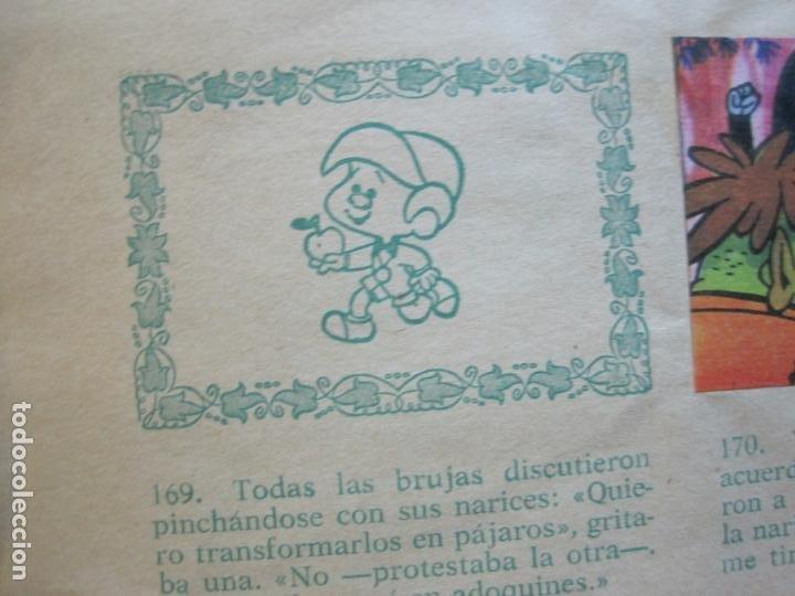 Coleccionismo Álbumes: LA FAMILIA TELERIN EN EL PAIS DE LOS CUENTOS-BRUGUERA-INCOMPLETO-FALTAN 9 CROMOS-VER FOTOS(V-19.926) - Foto 24 - 203185726