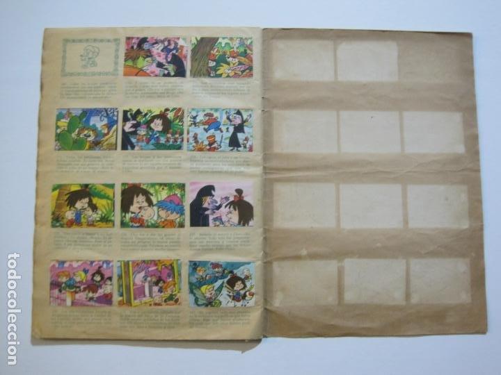 Coleccionismo Álbumes: LA FAMILIA TELERIN EN EL PAIS DE LOS CUENTOS-BRUGUERA-INCOMPLETO-FALTAN 9 CROMOS-VER FOTOS(V-19.926) - Foto 25 - 203185726