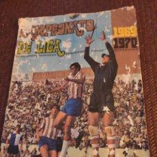 Coleccionismo Álbumes: ÁLBUM 1969 1970 CASI COMPLETO SOLO FALTA REXACH DEL FC BARCELONA. Lote 203199118
