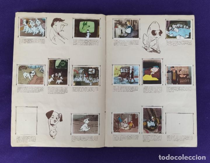 Coleccionismo Álbumes: ALBUM INCOMPLETO. 101 DALMATAS. WALT DISNEY. FHER. 1962. FALTAN 49 CROMOS DE 203. - Foto 6 - 203258562