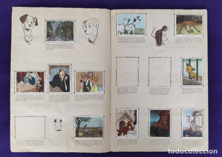 Coleccionismo Álbumes: ALBUM INCOMPLETO. 101 DALMATAS. WALT DISNEY. FHER. 1962. FALTAN 49 CROMOS DE 203. - Foto 7 - 203258562