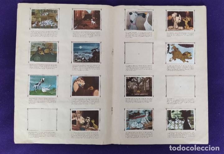Coleccionismo Álbumes: ALBUM INCOMPLETO. 101 DALMATAS. WALT DISNEY. FHER. 1962. FALTAN 49 CROMOS DE 203. - Foto 8 - 203258562