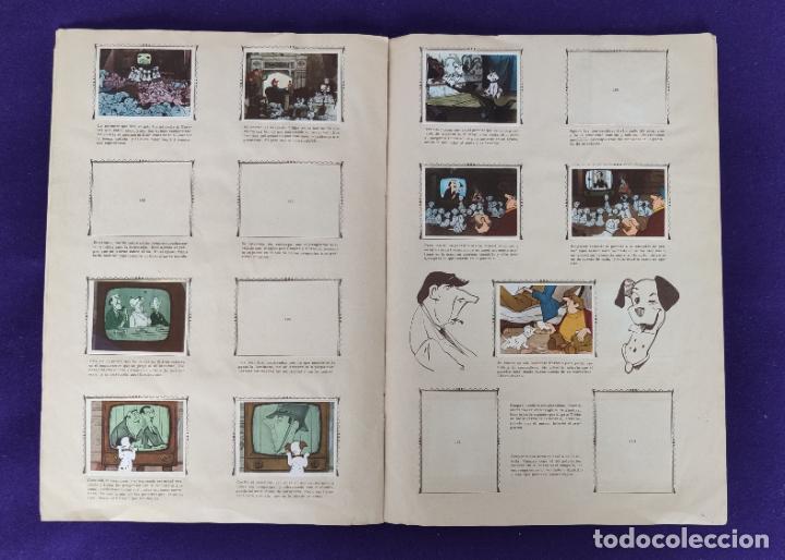 Coleccionismo Álbumes: ALBUM INCOMPLETO. 101 DALMATAS. WALT DISNEY. FHER. 1962. FALTAN 49 CROMOS DE 203. - Foto 9 - 203258562