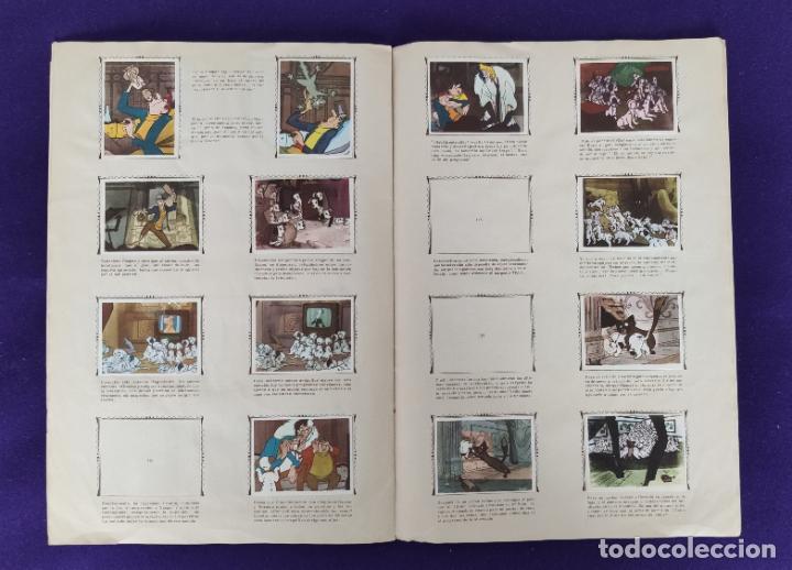 Coleccionismo Álbumes: ALBUM INCOMPLETO. 101 DALMATAS. WALT DISNEY. FHER. 1962. FALTAN 49 CROMOS DE 203. - Foto 10 - 203258562