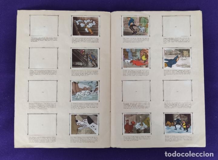 Coleccionismo Álbumes: ALBUM INCOMPLETO. 101 DALMATAS. WALT DISNEY. FHER. 1962. FALTAN 49 CROMOS DE 203. - Foto 11 - 203258562