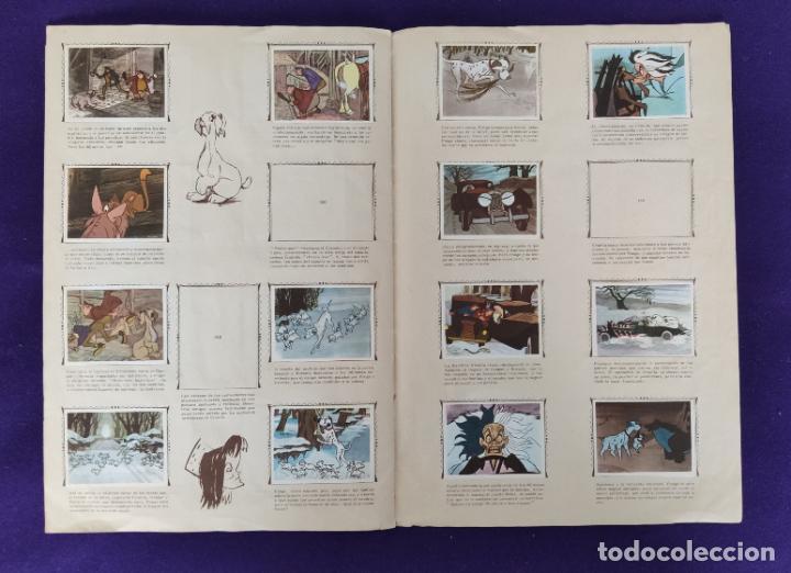 Coleccionismo Álbumes: ALBUM INCOMPLETO. 101 DALMATAS. WALT DISNEY. FHER. 1962. FALTAN 49 CROMOS DE 203. - Foto 12 - 203258562