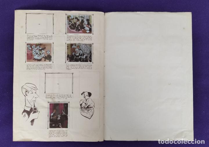 Coleccionismo Álbumes: ALBUM INCOMPLETO. 101 DALMATAS. WALT DISNEY. FHER. 1962. FALTAN 49 CROMOS DE 203. - Foto 15 - 203258562