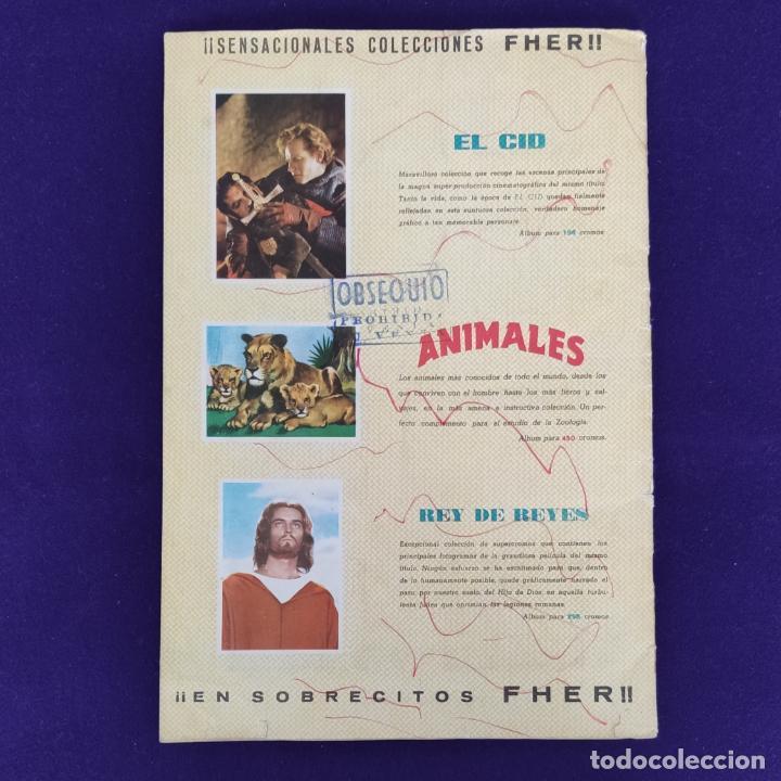 Coleccionismo Álbumes: ALBUM INCOMPLETO. 101 DALMATAS. WALT DISNEY. FHER. 1962. FALTAN 49 CROMOS DE 203. - Foto 16 - 203258562