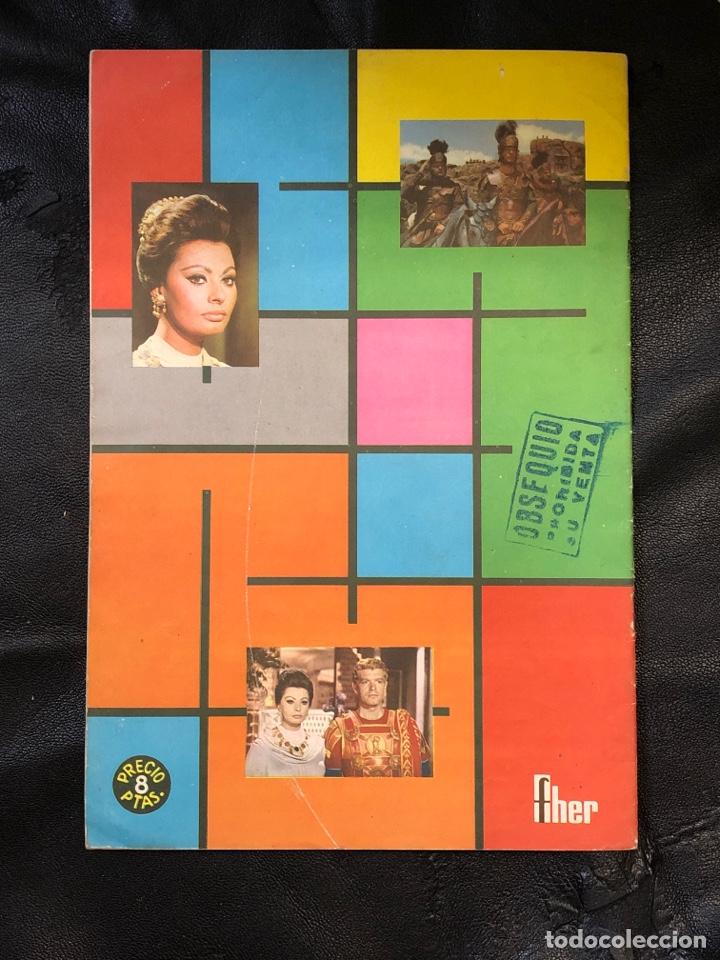 Coleccionismo Álbumes: ALBUM CROMOS VACÍO LA CAIDA DEL IMPERIO ROMANO DE SAMUEL BRONSTON - Foto 2 - 203925357