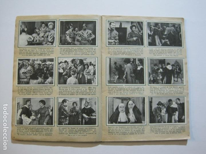 Coleccionismo Álbumes: FRAY ESCOBA-ALBUM CASI COMPLETO-FALTA 1 CROMO-EDITORIAL BRUGUERA-VER FOTOS-(V-20.034) - Foto 14 - 204330378