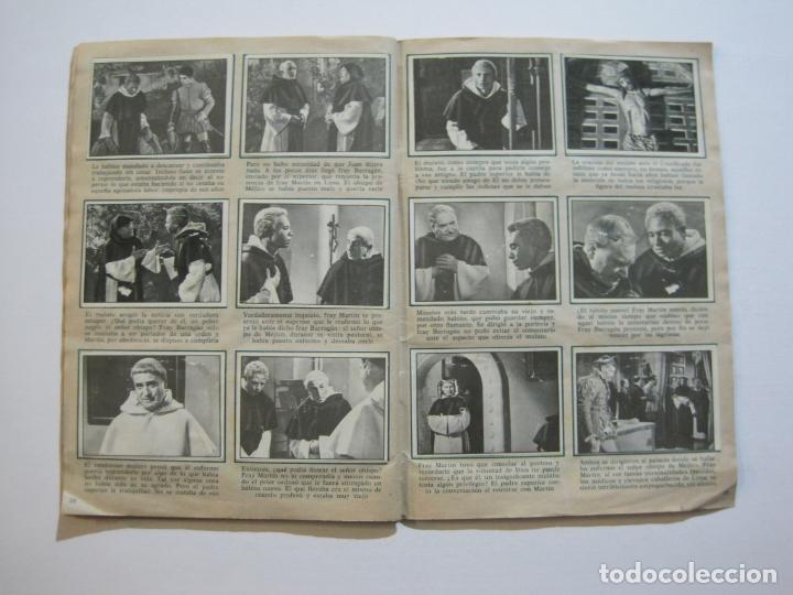 Coleccionismo Álbumes: FRAY ESCOBA-ALBUM CASI COMPLETO-FALTA 1 CROMO-EDITORIAL BRUGUERA-VER FOTOS-(V-20.034) - Foto 21 - 204330378