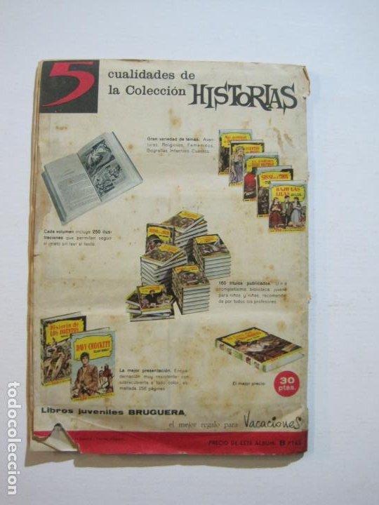 Coleccionismo Álbumes: FRAY ESCOBA-ALBUM CASI COMPLETO-FALTA 1 CROMO-EDITORIAL BRUGUERA-VER FOTOS-(V-20.034) - Foto 26 - 204330378
