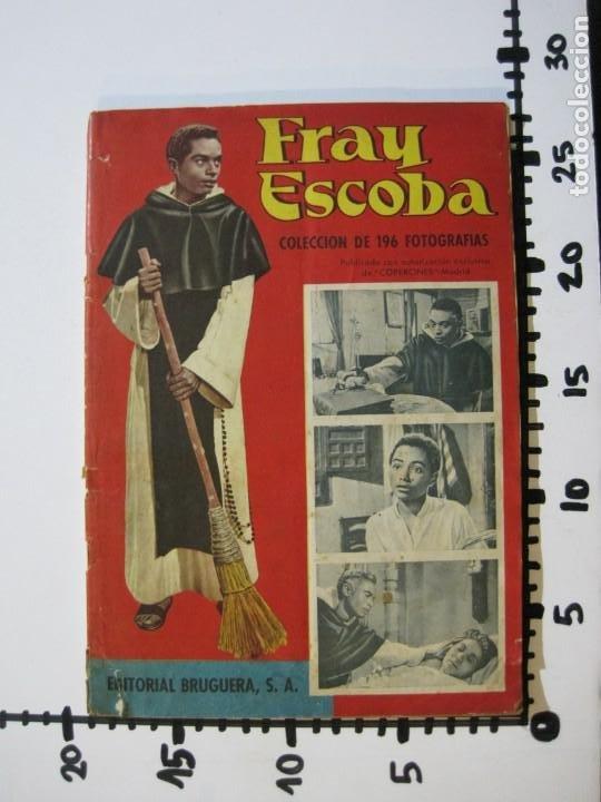 Coleccionismo Álbumes: FRAY ESCOBA-ALBUM CASI COMPLETO-FALTA 1 CROMO-EDITORIAL BRUGUERA-VER FOTOS-(V-20.034) - Foto 27 - 204330378