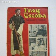 Coleccionismo Álbumes: FRAY ESCOBA-ALBUM CASI COMPLETO-FALTA 1 CROMO-EDITORIAL BRUGUERA-VER FOTOS-(V-20.034). Lote 204330378