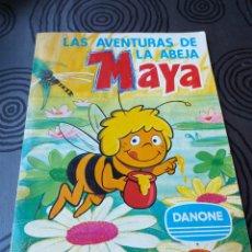Coleccionismo Álbumes: ALBUM LA ABEJA MAYA. Lote 204817171