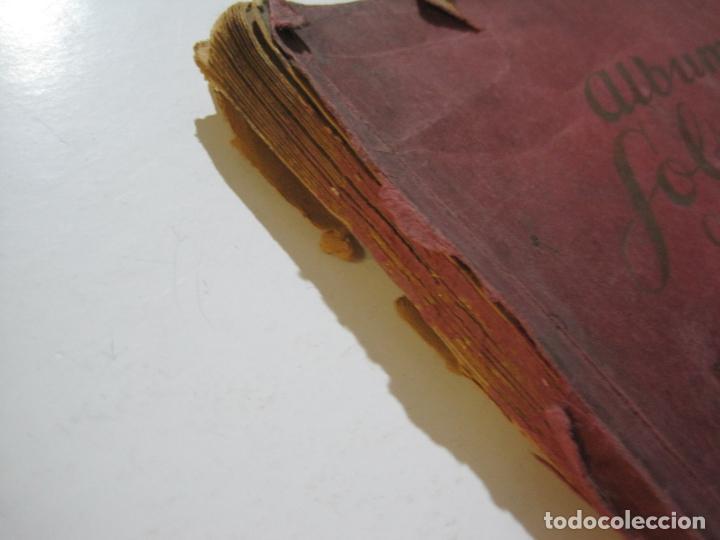 Coleccionismo Álbumes: ALBUM SOLSONA GALLETAS Y CHOCOLATE-ALBUM DE CROMOS INCOMPLETO-VER FOTOS-(V-20.099) - Foto 4 - 204818403