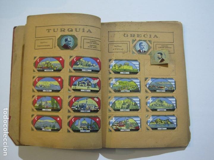 Coleccionismo Álbumes: ALBUM SOLSONA GALLETAS Y CHOCOLATE-ALBUM DE CROMOS INCOMPLETO-VER FOTOS-(V-20.099) - Foto 18 - 204818403