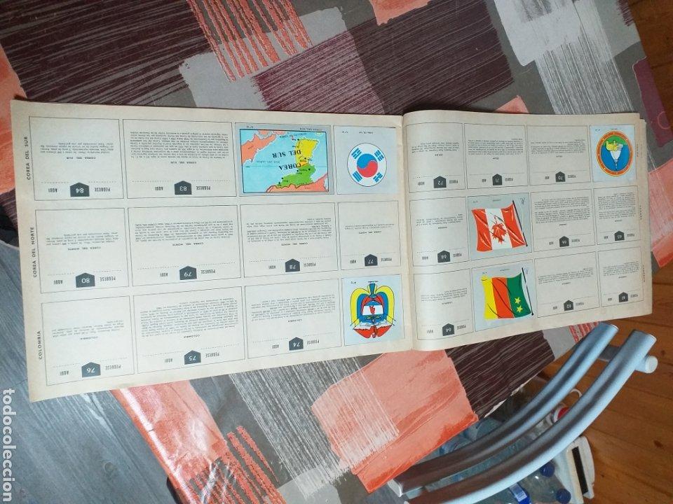 Coleccionismo Álbumes: ALBUM LIBRO DE BANDERAS ESCUDOS MONEDAS MAPAS,COLECCION UNIVERSALQ - Foto 5 - 204839766
