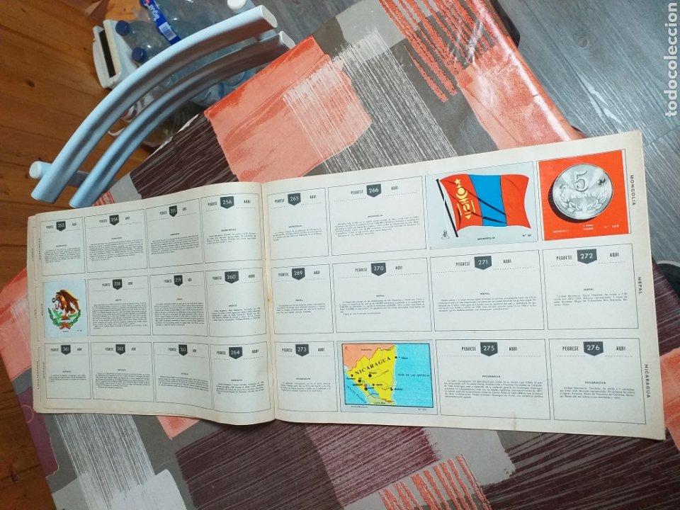Coleccionismo Álbumes: ALBUM LIBRO DE BANDERAS ESCUDOS MONEDAS MAPAS,COLECCION UNIVERSALQ - Foto 14 - 204839766