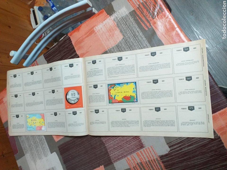 Coleccionismo Álbumes: ALBUM LIBRO DE BANDERAS ESCUDOS MONEDAS MAPAS,COLECCION UNIVERSALQ - Foto 18 - 204839766