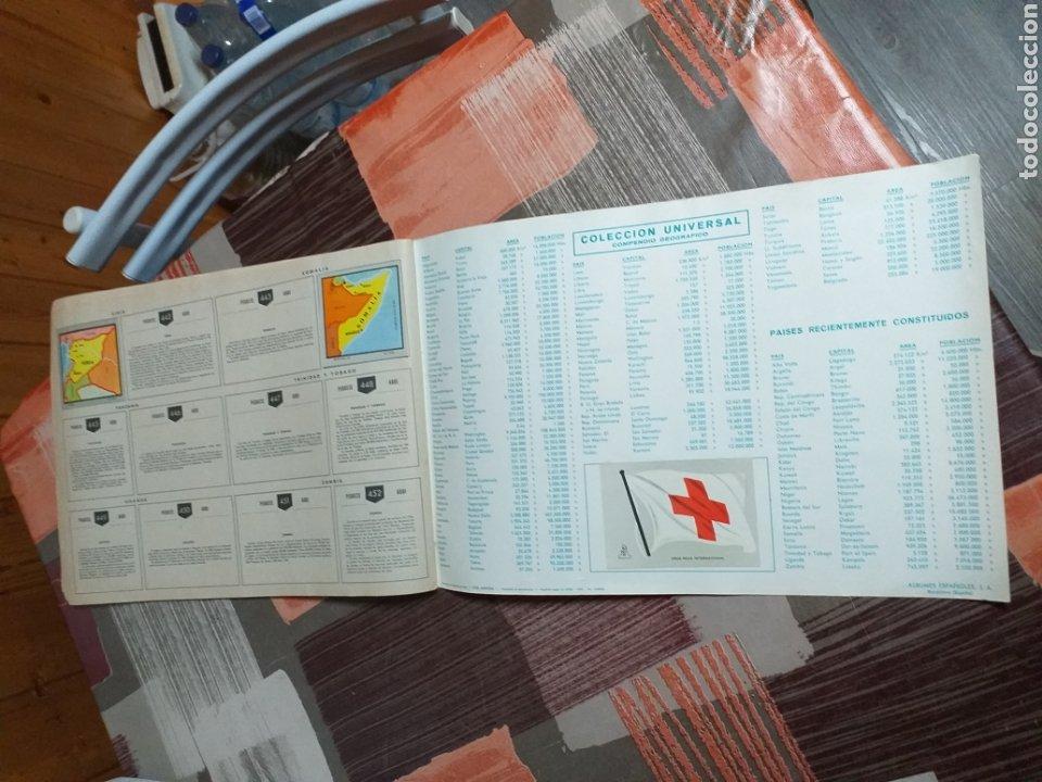 Coleccionismo Álbumes: ALBUM LIBRO DE BANDERAS ESCUDOS MONEDAS MAPAS,COLECCION UNIVERSALQ - Foto 22 - 204839766