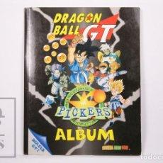 Coleccionismo Álbumes: ÁLBUM DE CROMOS / PICKERS INCOMPLETO - DRAGON BALL / BOLA DRAGÓN - 25 PICKERS - MAGIC BOX INT., 1996. Lote 205113436