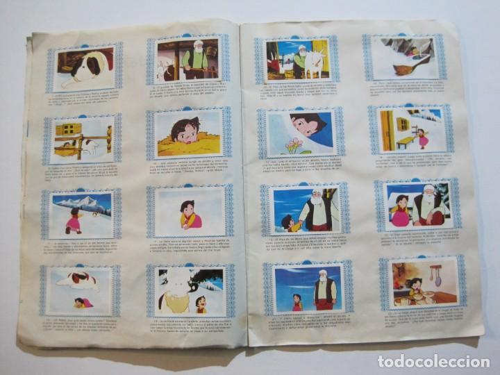 Coleccionismo Álbumes: HEIDI-FHER-ALBUM DE CROMOS CASI COMPLETO-VER FOTOS-(V-20.212) - Foto 7 - 205325855