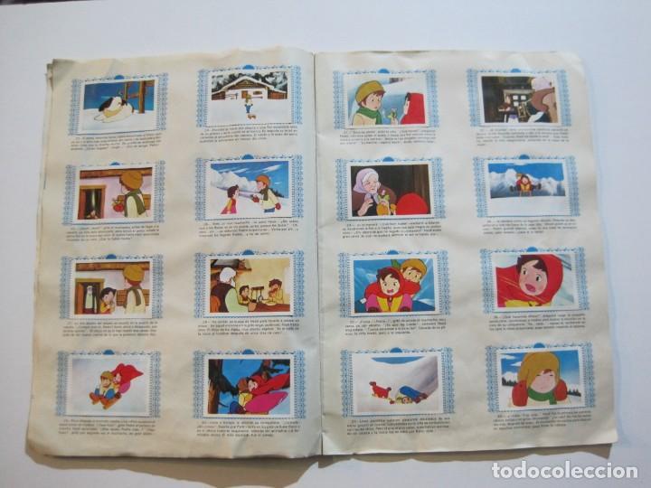 Coleccionismo Álbumes: HEIDI-FHER-ALBUM DE CROMOS CASI COMPLETO-VER FOTOS-(V-20.212) - Foto 8 - 205325855