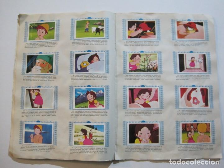 Coleccionismo Álbumes: HEIDI-FHER-ALBUM DE CROMOS CASI COMPLETO-VER FOTOS-(V-20.212) - Foto 13 - 205325855