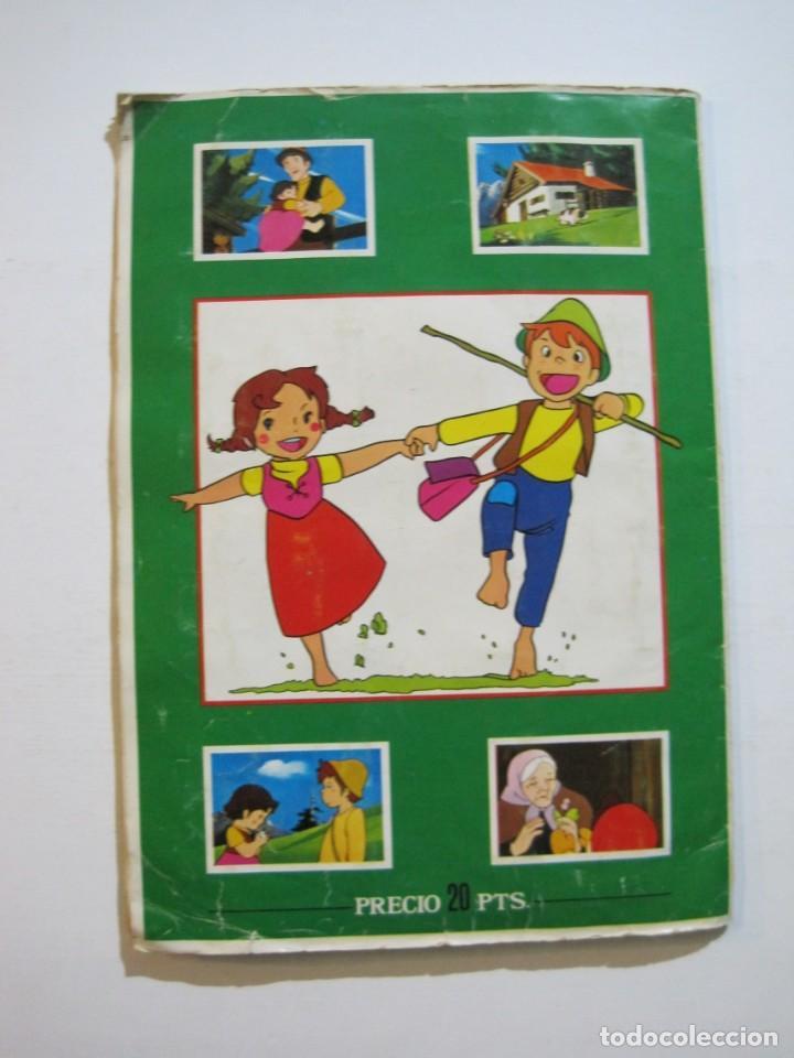 Coleccionismo Álbumes: HEIDI-FHER-ALBUM DE CROMOS CASI COMPLETO-VER FOTOS-(V-20.212) - Foto 23 - 205325855