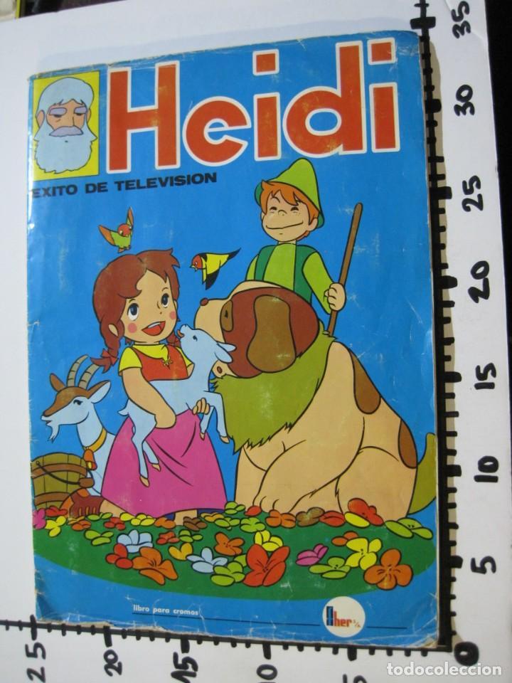 Coleccionismo Álbumes: HEIDI-FHER-ALBUM DE CROMOS CASI COMPLETO-VER FOTOS-(V-20.212) - Foto 24 - 205325855