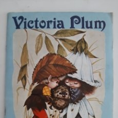 Coleccionismo Álbumes: ALBUM VICTORIA PLUM EDICIONES FHER 1982. Lote 205694898