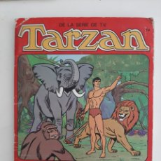 Coleccionismo Álbumes: LOTE ALBUM TARZAN EDICIONES FHER 1979 PANRICO. Lote 205695847