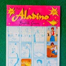Coleccionismo Álbumes: ALBUM CROMOS CHICLE ALADINO. Lote 205852581