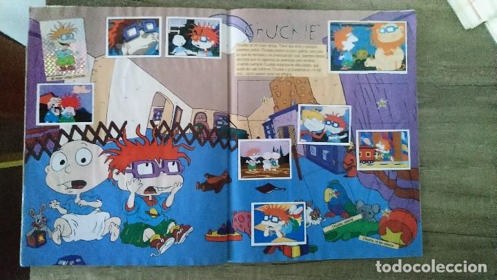 Coleccionismo Álbumes: rugrats - Foto 3 - 207235420