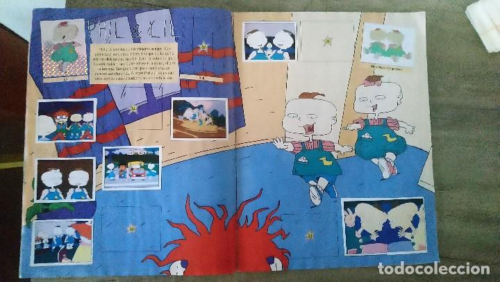 Coleccionismo Álbumes: rugrats - Foto 5 - 207235420