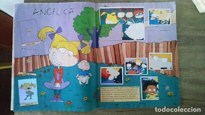 Coleccionismo Álbumes: rugrats - Foto 9 - 207235420
