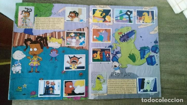 Coleccionismo Álbumes: rugrats - Foto 2 - 207235420