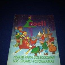 Coleccionismo Álbumes: ALBUM NOELI DE EMBUTIDOS Y JAMONES NOEL S.A. 1986 FIJI EIGHT. Lote 207387181