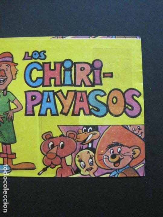 Coleccionismo Álbumes: LOS CHIRI PAYASOS-ALBUM DE CROMOS INCOMPLETO-VER FOTOS-(V-20.433) - Foto 4 - 207664493