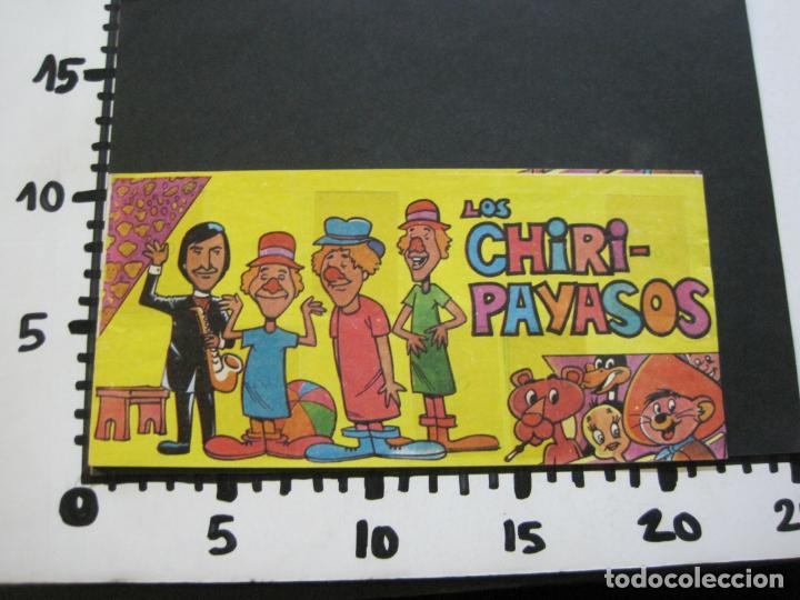 Coleccionismo Álbumes: LOS CHIRI PAYASOS-ALBUM DE CROMOS INCOMPLETO-VER FOTOS-(V-20.433) - Foto 8 - 207664493
