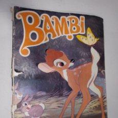 Coleccionismo Álbumes: ÁLBUM BAMBI FHER FALTAN 12. Lote 208822218