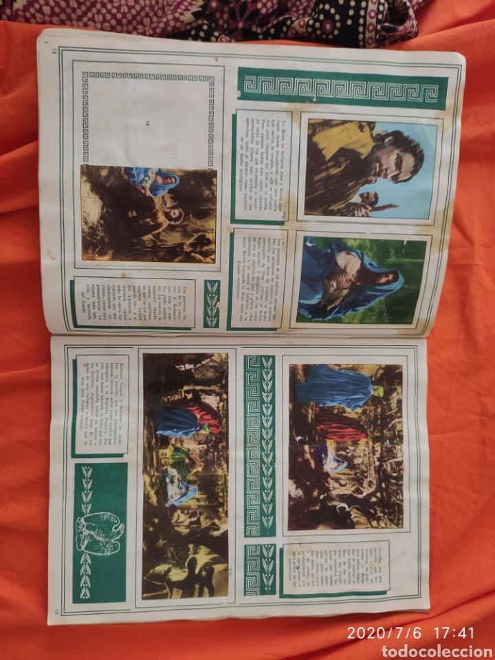 Coleccionismo Álbumes: Album incompleto ben hur - Foto 8 - 210580342