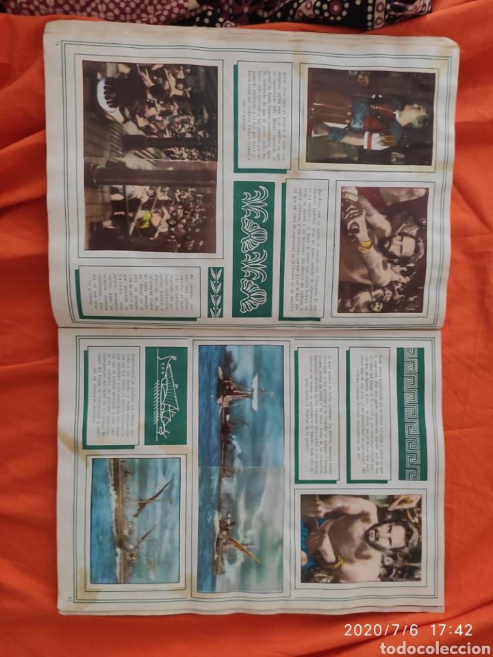 Coleccionismo Álbumes: Album incompleto ben hur - Foto 14 - 210580342