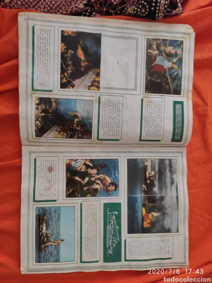 Coleccionismo Álbumes: Album incompleto ben hur - Foto 16 - 210580342