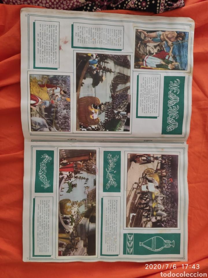 Coleccionismo Álbumes: Album incompleto ben hur - Foto 17 - 210580342