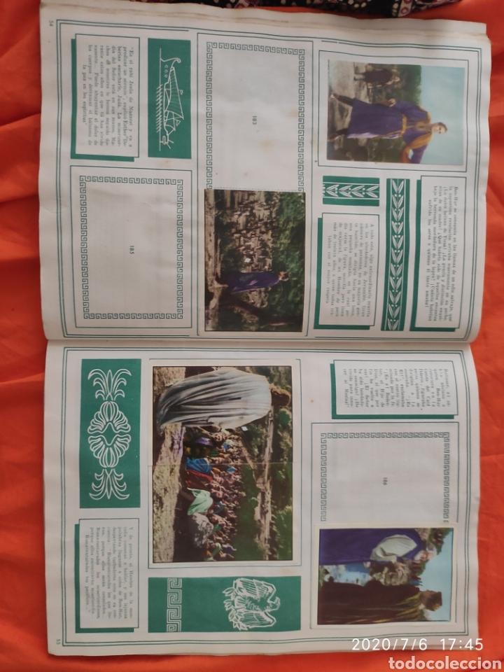 Coleccionismo Álbumes: Album incompleto ben hur - Foto 28 - 210580342